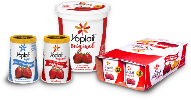 Yoplait Product